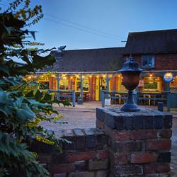 Mabel's Courtyard