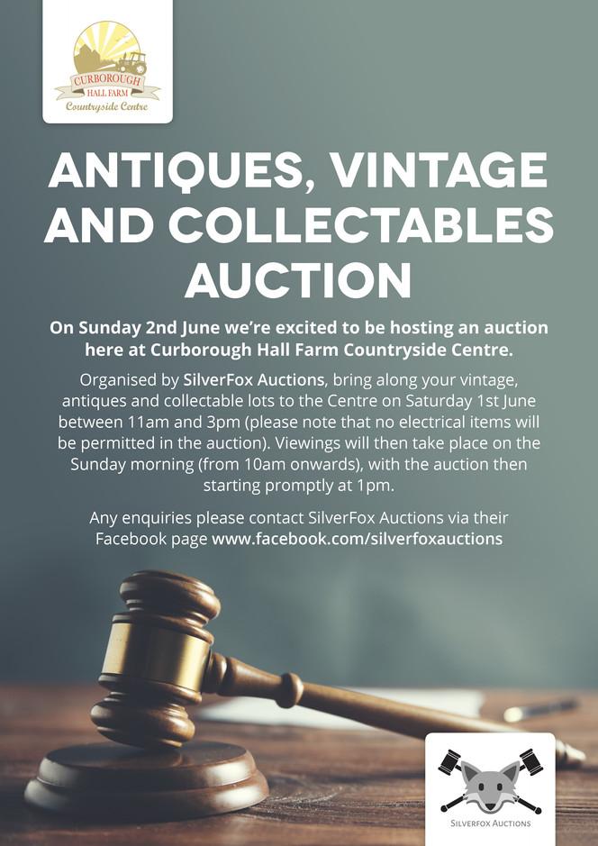 Antiques, Vintage & Collectables Auction