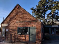 Curborough Hall Antiques Centre