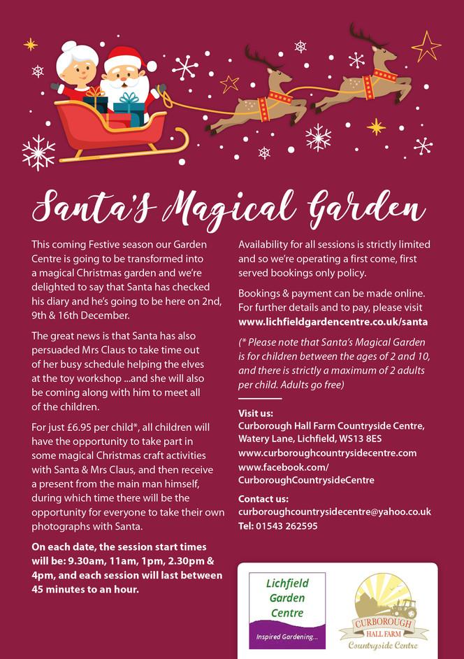 Santa's Magical Garden