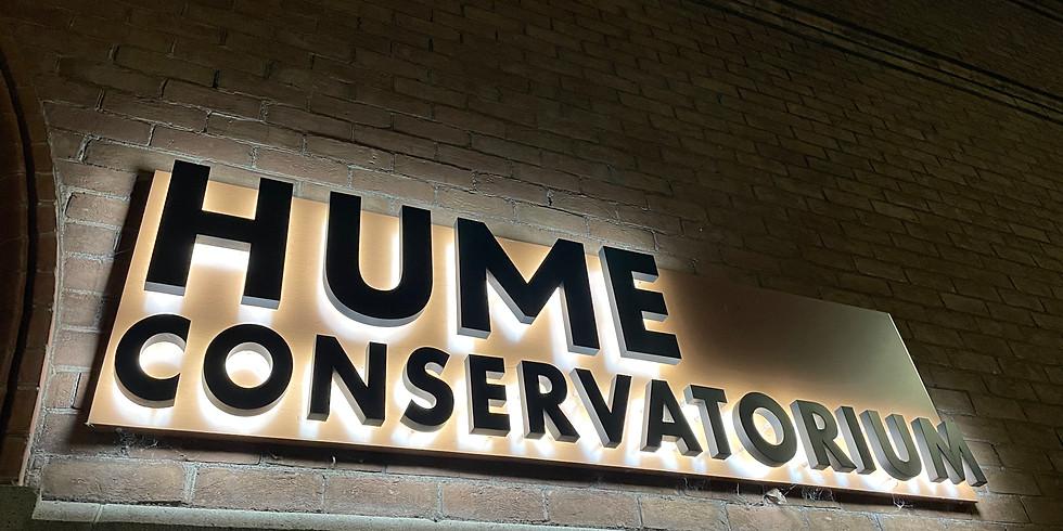 Hume Con 2022 Program - COMING SOON!