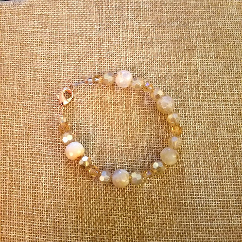 Agate Bracelet