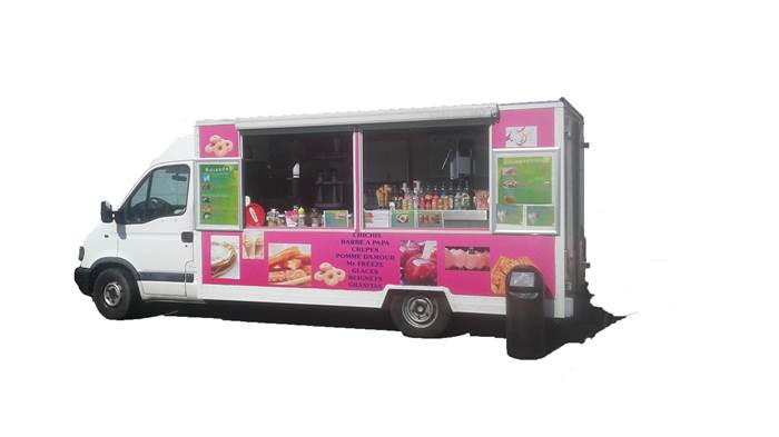 Camion Fines Gourmandises