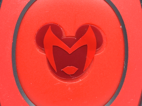 Layering Your Scarlet Witch MagicBand Decal