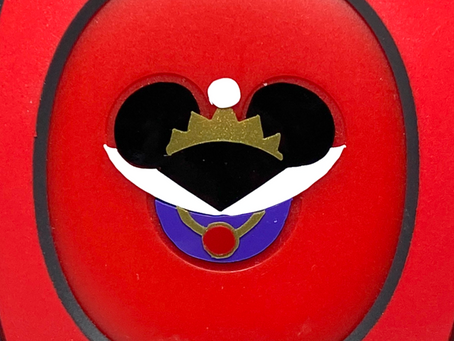 Layering Your Evil Queen MagicBand Decal