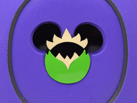 Layering Your Tiana MagicBand Decal