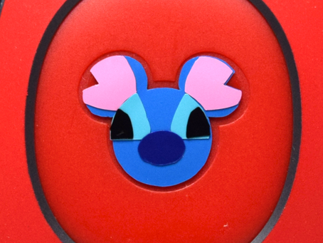 Layering Your Nosey Stitch MagicBand Decal