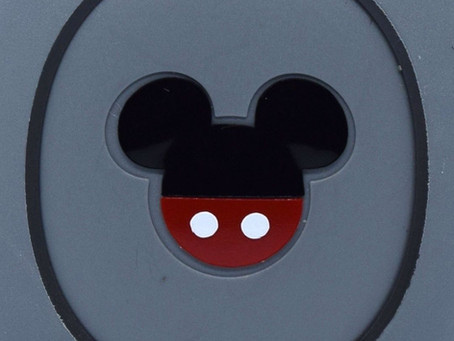 Layering Your Mickey Mouse MagicBand Decal