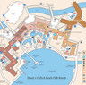 Yacht and Beach Club Map
