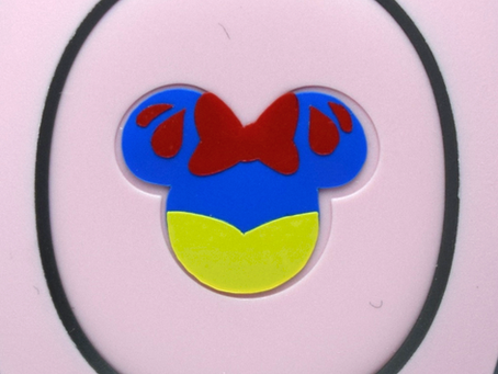 Layering Your Snow White MagicBand Decal