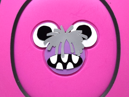 Layering Your Monster Boo MagicBand Decal