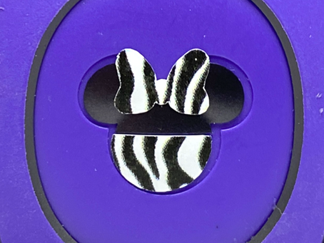 Layering Your Animal Print MagicBand Decal