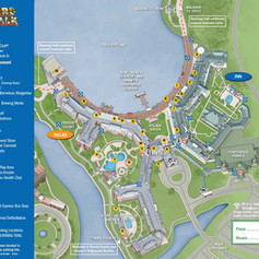Boardwalk Map