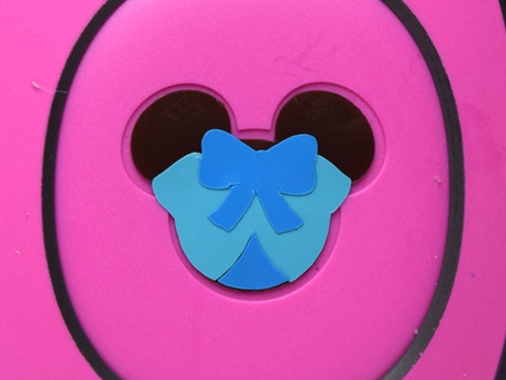 Layering Your Wendy MagicBand Decal