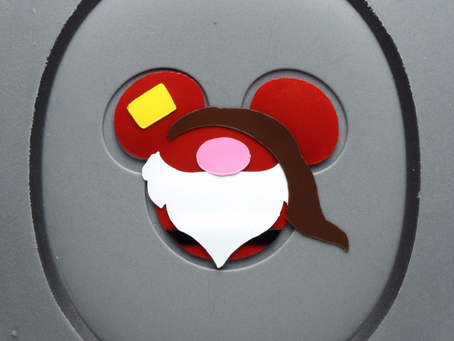 Layering Your Grumpy MagicBand Decal