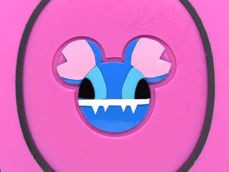 Layering Your Stitch MagicBand Decal
