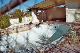 "Route 66 ""Motel Pool"""