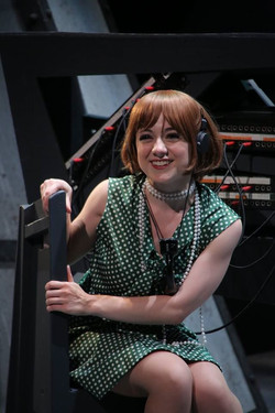 Heather Olsen as Telephone Girl