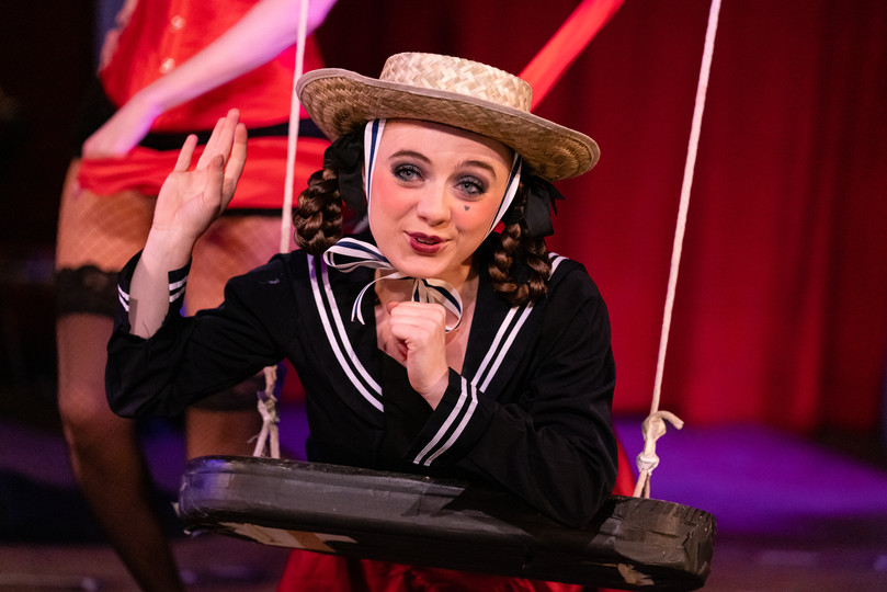 Heather Olsen as Helga