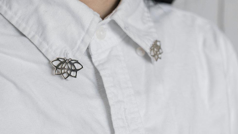 Yogi Lotus Pin