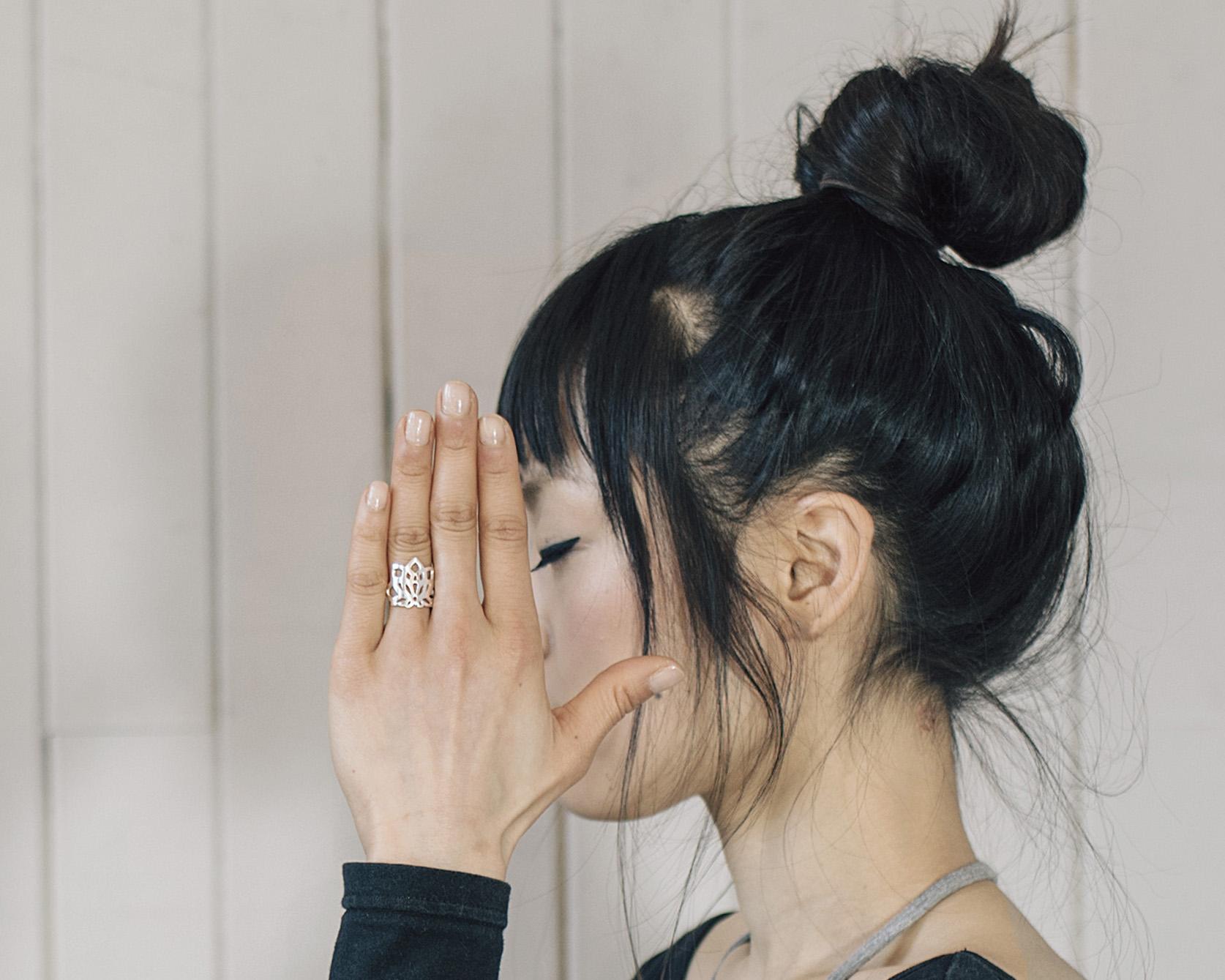 Yogi Lotus Ring