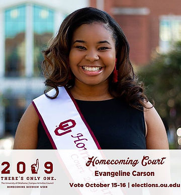 We are so proud of our very own Soror Ca