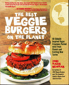 The Best Veggie Burgers on the Planet - Veggie LAD