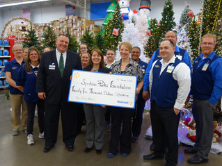 Walmart Makes a Big Splash for Spokane's Children