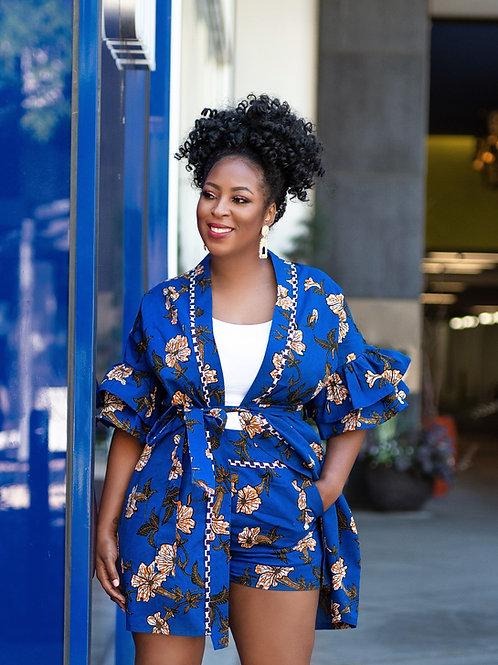 Christie Kimono Top