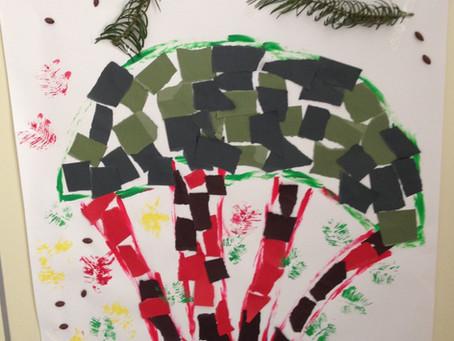 Gli alberi della mia scuola