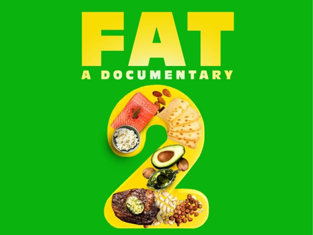 Recommended Documentary : Fat: A Documentary 2 Review: A Trim Documentary About Fat and Nutrition
