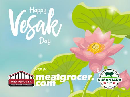 Happy Vesak Day from Us