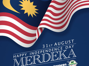 Have a great independence day Malaysia!