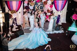 L'exposition «royaume de mariage»