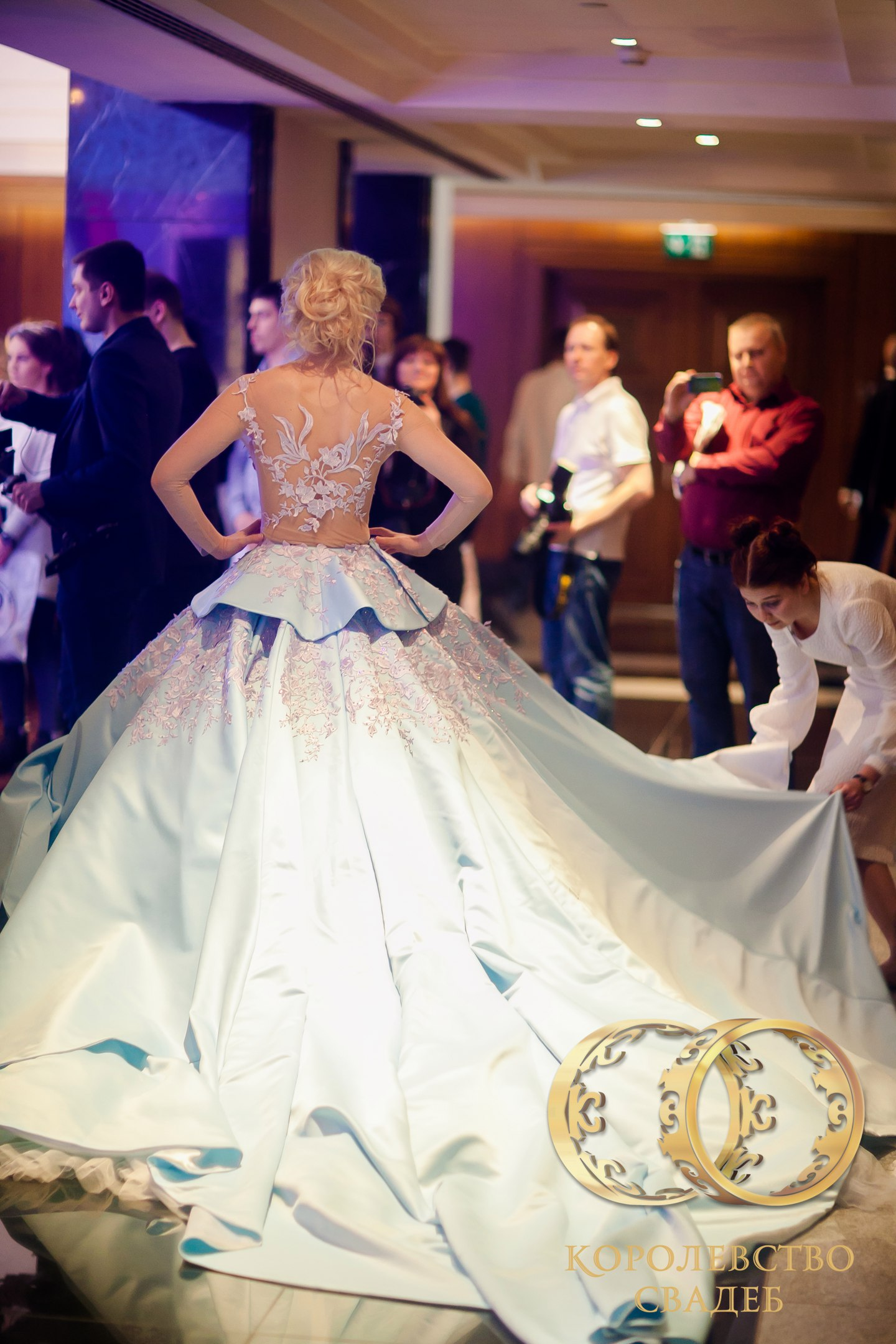 Свадебные платья LA DUCHESSE couture