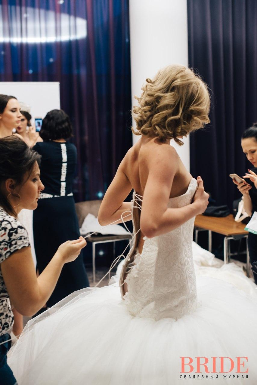 Свадебное платье LA DUCHESS2kUZS8hhk