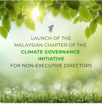 Climate Governance Initiative, the Malaysian Chapter