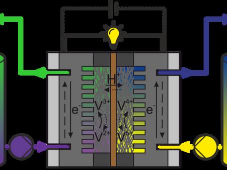 Российские химики предложили новую конструкцию проточных батарей