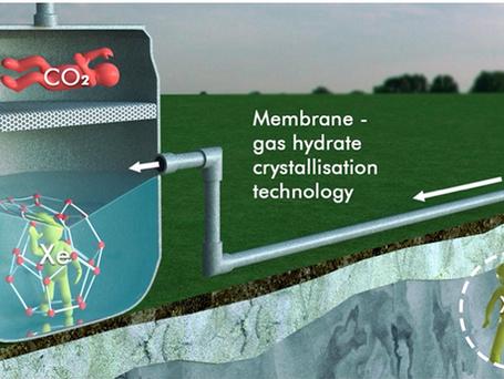Новая технология получения ксенона из природного газа