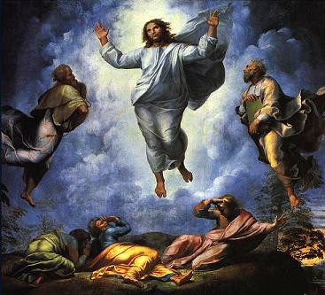 Ny inspelad predikan på Kristi förklarings dag