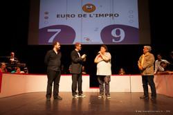 Euro de l'impro - Casino de Bordeaux