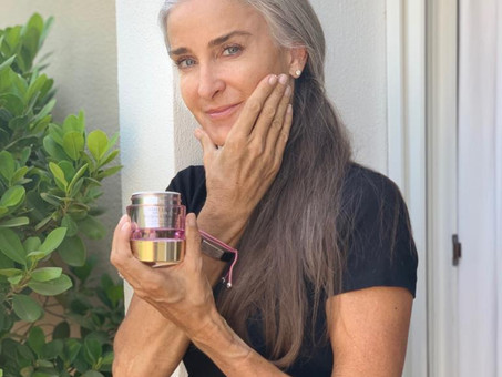 Skincare in my 50's