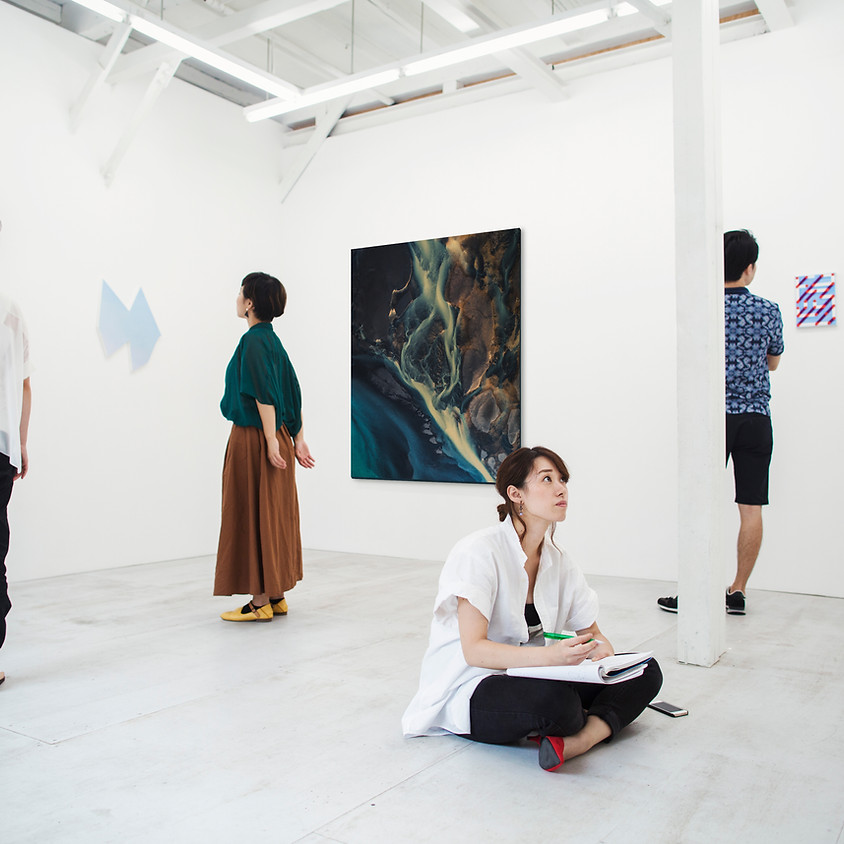 Gallery Talk with Diana Casas