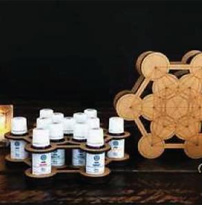 5D Chakra oil