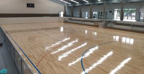 Maripá: Edital para substituição do piso do Ginásio de Esportes da sede é lançado