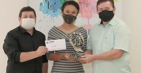 Palotinense conquista segundo lugar na categoria gospel no Fermop 2020