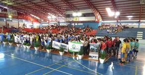 Fase Municipal define classificados para Jogos Escolares do Paraná
