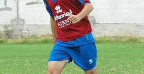 Leo Pestana joga hoje pelo Caxias no gauchão sub-20