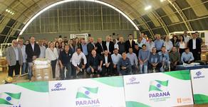 Por ter sediado jogos oficiais do Paraná, Palotina recebe investimentos no esporte