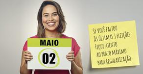 290 eleitores de Palotina e Maripá podem perder título porque não votaram